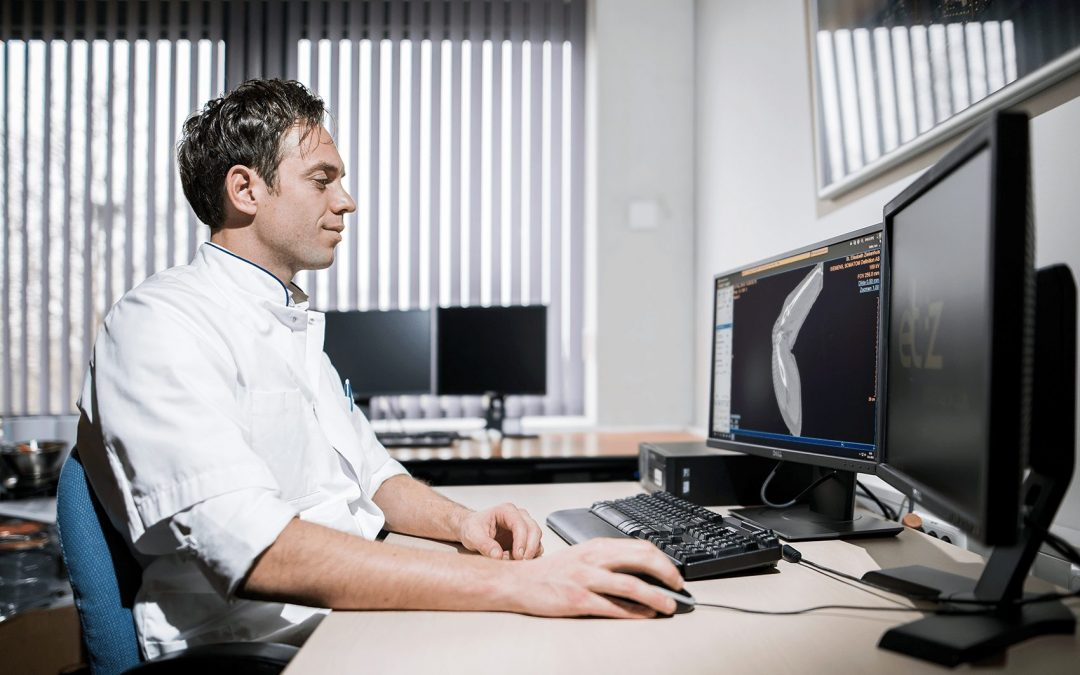 Recherche sur les avantages de l'impression 3D dans un service de traumatologie