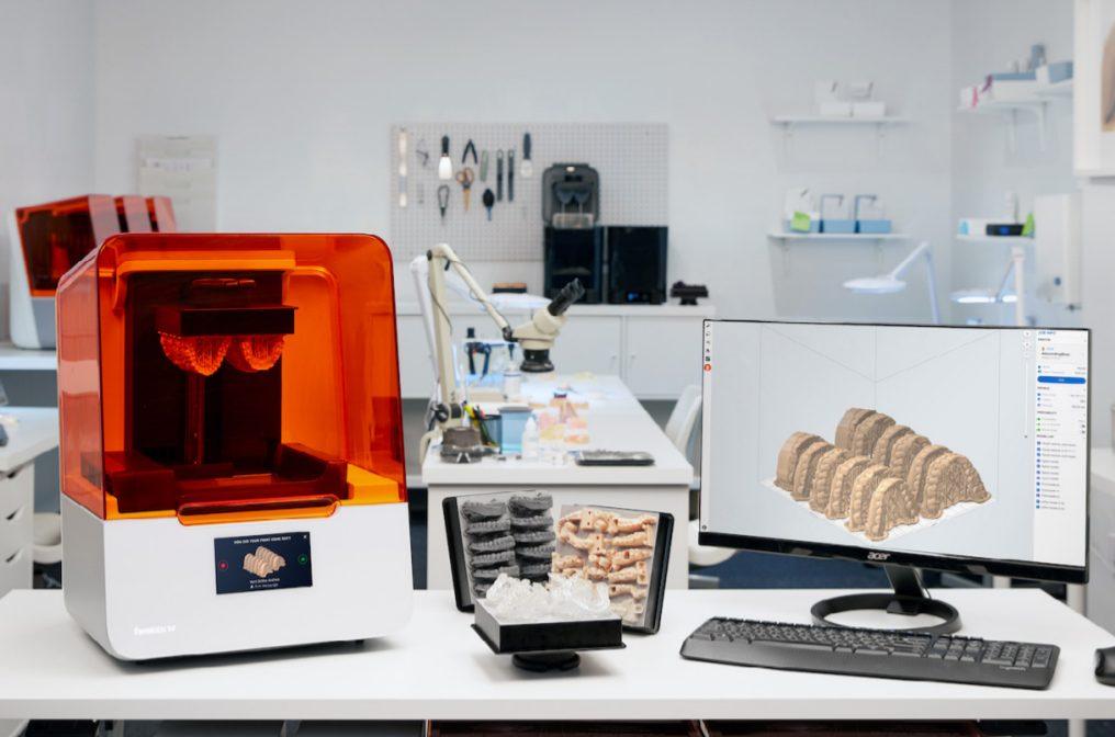 Formlabs – Guide d'achat d'imprimante 3D pour les laboratoires dentaires